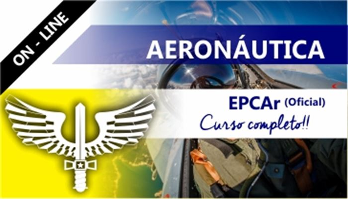 EPCAR - Escola Preparatória de Cadetes do Ar  Aeronáutica.    ON_LINE.